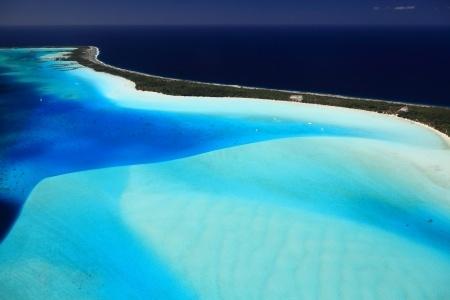 lagon polynésien