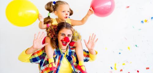 Clowns à l'hôpital