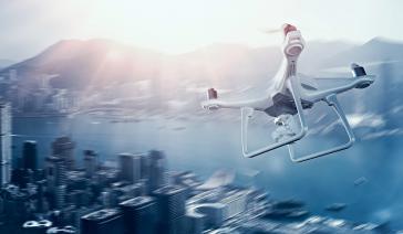 Azur Drones BFM Business