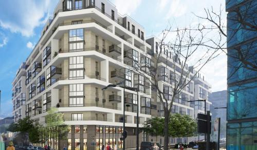 Le Groupe Inter Invest annonce le lancement commercial d'un programme en nue-propriété à Courbevoie