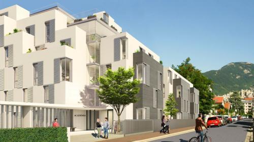 Le Groupe Inter Invest annonce la commercialisation d'une opération en nue-propriété à Grenoble composée de 30 logements dédiés aux étudiants