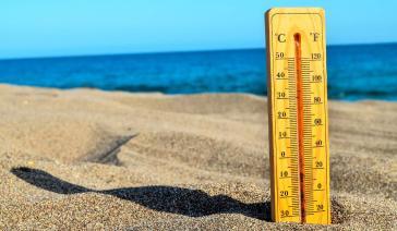 Outre mer et réchauffement climatique