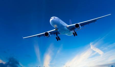 avion zéro gravtité