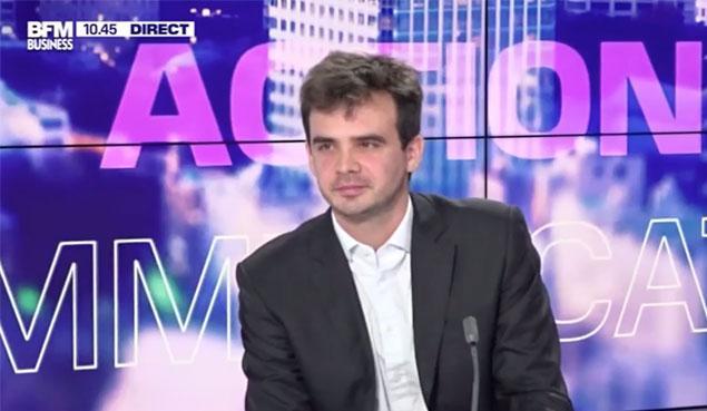 Interview de Jean-Baptiste de Pascal, Directeur développement et fiscalité du Groupe Inter Invest, sur BFM Business