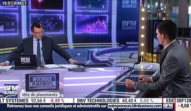 Reportage BFM
