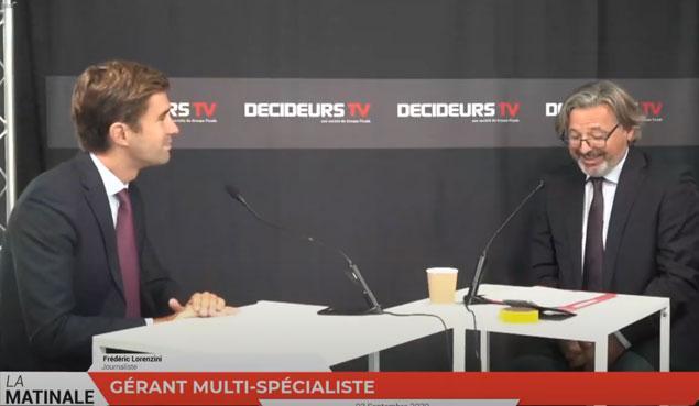 Interview de Morgan Aubrun, Directeur Partenariats Nord-Est du Groupe Inter Invest, dans La Matinale