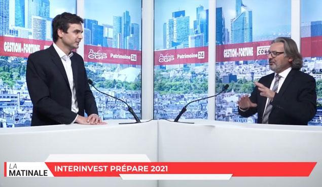 Interview de Jean-Baptiste de Pascal, Directeur développement et fiscalité du Groupe Inter Invest, pour La Matinale