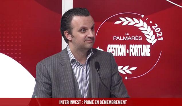 Inter Invest primée à la 2ème place de la catégorie « Concepteur de solutions immobilières en démembrement »