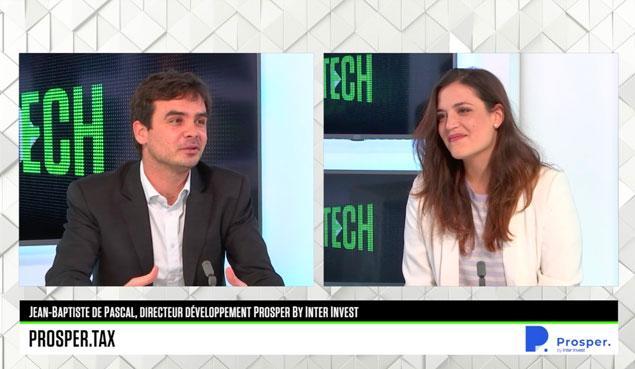 Interview de Jean-Baptiste de Pascal, Directeur développement et fiscalité du Groupe Inter Invest, sur B Smart